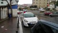 İstanbul'da Dolu Yağışı Etkisini Gösterdi