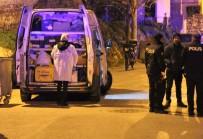 TÜRKMENISTAN - İzmir'de Bıçaklı Kavga Açıklaması 1 Ölü