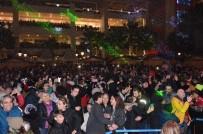 CEM KARACA - İzmirliler Yeni Yıla Kar Yağışı İle 'Merhaba' Dedi