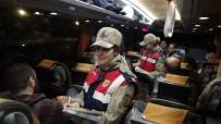 İLKER GÜNDÜZÖZ - Jandarma Ekipleri Yeni Yıla Görev Başında Girdi