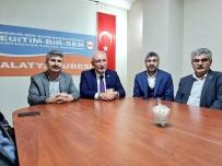 EĞITIM BIR SEN - Milletvekili Kahtalı'dan Eğitim Bir Sen'e Ziyaret