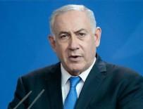 DOKUNULMAZLIK - Netanyahu dokunulmazlık başvurusu yapacak