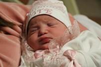 Nevşehir'de Yeni Yılın İlk Bebeği Beste Bebek Oldu