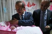 3 ARALıK - Ordu'da Yılın İlk Bebeğinin Adı Ceren Özdemir Oldu