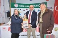 HASAN KESKIN - Orman Bölge Müdürlüğü Vatandaşlara 2 Bin 20 Adet Fidan Dağıttı