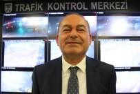 AFET KOORDINASYON MERKEZI - (Özel) Trafik İzleme Merkezi Yeni Yılın İlk Gecesinde Görev Başındaydı