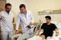 SAKARYA ÜNIVERSITESI - Sakarya'da Bir İlke İmza Atılarak Boy Uzatma Ameliyatı Gerçekleştirildi