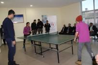 Solhan'da Tenis Turnuvası Final Müsabakasıyla Tamamlandı