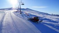ADALET KOMİSYONU - 60 Milyon Liralık Kayak Tesisi Açılıyor