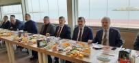 AK Parti Heyeti, 2020 Yatırımlarını Gazetecilere Açıkladı