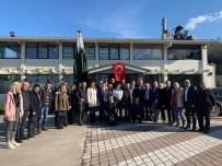 ÇAYDEĞIRMENI - AK Parti Teşkilatı 10 Ocak'ta Gazetecilerle Buluştu