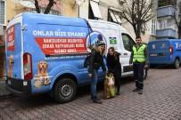 BAHÇELİEVLER BELEDİYESİ - Bahçelievler Belediyesi, Sokak Hayvanlarını Unutmadı