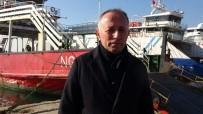 BALIKÇI TEKNESİ - Balıkçı Teknesi İle Çarpışan Feribotun Sahibinden İlk Açıklama