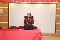 MAHREMIYET - Başkale'de 'Mahremiyet Eğitimi' Semineri