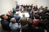 ÖZNUR ÇALIK - Başkan Güder, Alişar Mahallesi'nin Sorunlarını Dinledi