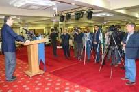 KARAKÖPRÜ - Baydilli 10 Ocak Çalışan Gazeteciler Gününü Kutladı