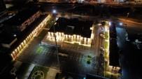 ZEYTİNBURNU BELEDİYESİ - Belediye Binası Olarak Kullanılıyordu,Dev Mozaik Bulundu