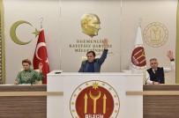 Bilecik Belediye Meclisi İkinci Oturumu Yapıldı