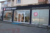 Bolu'da, MÜSİAD Yönetiminden Toplu İstifa