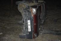 Burdur'da Trafik Kazası Açıklaması 5 Yaralı