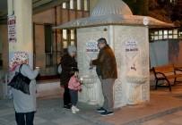 ÇOCUK HASTANESİ - Büyükşehir Çorba İkram Çeşmesiyle Sabahları İçleri Isıtıyor