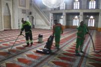 ÇANKAYA BELEDIYESI - Çankaya'da Camiler Temizleniyor