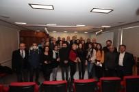 Denizli Büyükşehir Belediye Başkanı Osman Zolan Gazetecilerin Gününü Kutladı