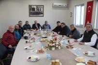 BATı KARADENIZ - Devrek TSO Gazetecileri Kahvaltıda Buluşturdu