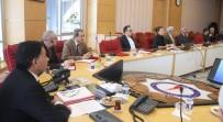 ADıGÜZEL - DPÜ'De Kalite Danışma Kurulu Toplantısı