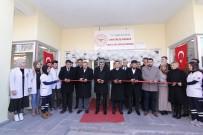 GEBELİK TAKİBİ - Erciş'te 5 Milyon 816 Bin TL'lik Sağlık Yatırımları Hizmete Açıldı