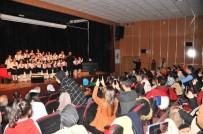 UYGARLıK - Erdemli Belediye Korosu Sezon Açılışını Yaptı