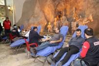 Erzincan Belediyesinden Türk Kızılay'ına Destek