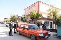 OKUL SERVİSİ - Gaziantep'te Okul Çevreleri Denetlendi