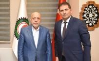 GENEL BAŞKAN - HAK-İŞ Konfederasyon Niğde İl Başkanı Demircioğlu'na Genel Merkez Görevi Verildi