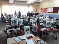 Iğdır'da İlkokul Öğrencilerine 'Sıfır Atık Ve Geri Dönüşüm' Eğitimi