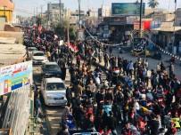 ORANTISIZ GÜÇ - Irak'ta protestolar yeniden alevlendi!