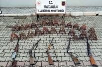 Isparta'da 6 Kaçak Avcıya 40 Bin Lira Para Cezası