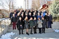 ÖMER SEYMENOĞLU - Isparta'daki Gazeteciler 10 Ocak Kahvaltısında Buluştu