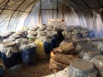 ALKOLLÜ İÇKİ - Jandarma'dan Yeni Yılın İlk Kaçak İçki Operasyonu