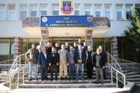 Jandarma Komutanı Başaklıgil Basın Mensuplarıyla Bir Araya Geldi