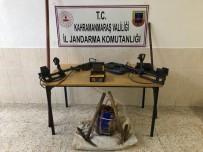 KAÇAK KAZI - Kaçak Kazıya 5 Gözaltı