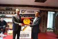 MEDYA KURULUŞLARI - Kahta'da '10 Ocak Çalışan Gazeteciler Günü' Etkinliği Düzenlendi