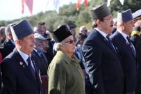 EĞİTİM DERNEĞİ - Kaş'ta Kahraman Yüzbaşı İçin Anma Günü
