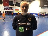 MACARISTAN - Kastamonu Belediyespor, Thüringer Maçı Hazırlıklarını Tamamladı