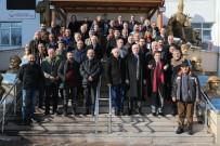 Kazım Kurt Hacı Bektaş Veli Vakfı Ve Derneği'ni Ziyaret Etti