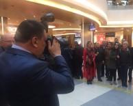 SERGİ AÇILIŞI - 'Manşetlerle Malatya' Sergisi Açıldı
