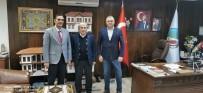 Moripek'ten Başkan Şahin'e Ziyaret