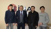 OBJEKTİF - MTSO Başkanı Sadıkoğlu İHA'yı Ziyaret Etti