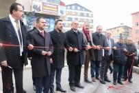 Nevşehir'de 'Basın Anıtı' Açılışı Yapıldı