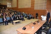 EĞİTİM MERKEZİ - OMÜ'de 'Kalite' Toplantısı